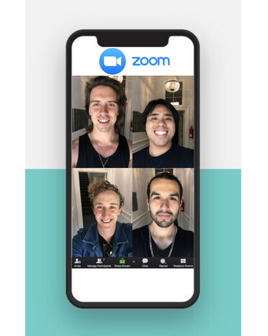 Private Zoom Call with Us!