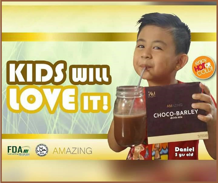 Amazing Choco - Barley Powdered Drink Mix