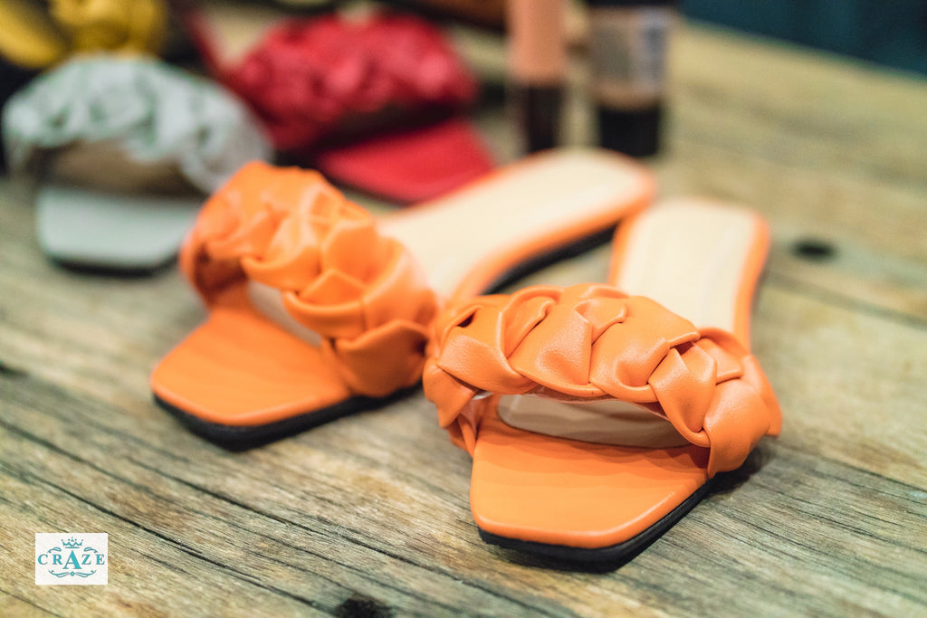 Ckc Sandal Orange