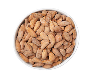 Heirloom Almonds - Shakhurbai (Dry Roasted & Salted)
