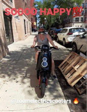 Load image into Gallery viewer, Zoom USA 1500 Watts Electric Moped Scooter Promotional Sale!