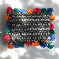Mini Cushion Black
