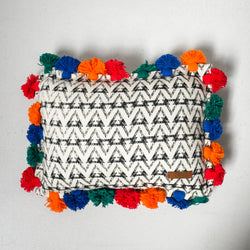 Mini Cushion White