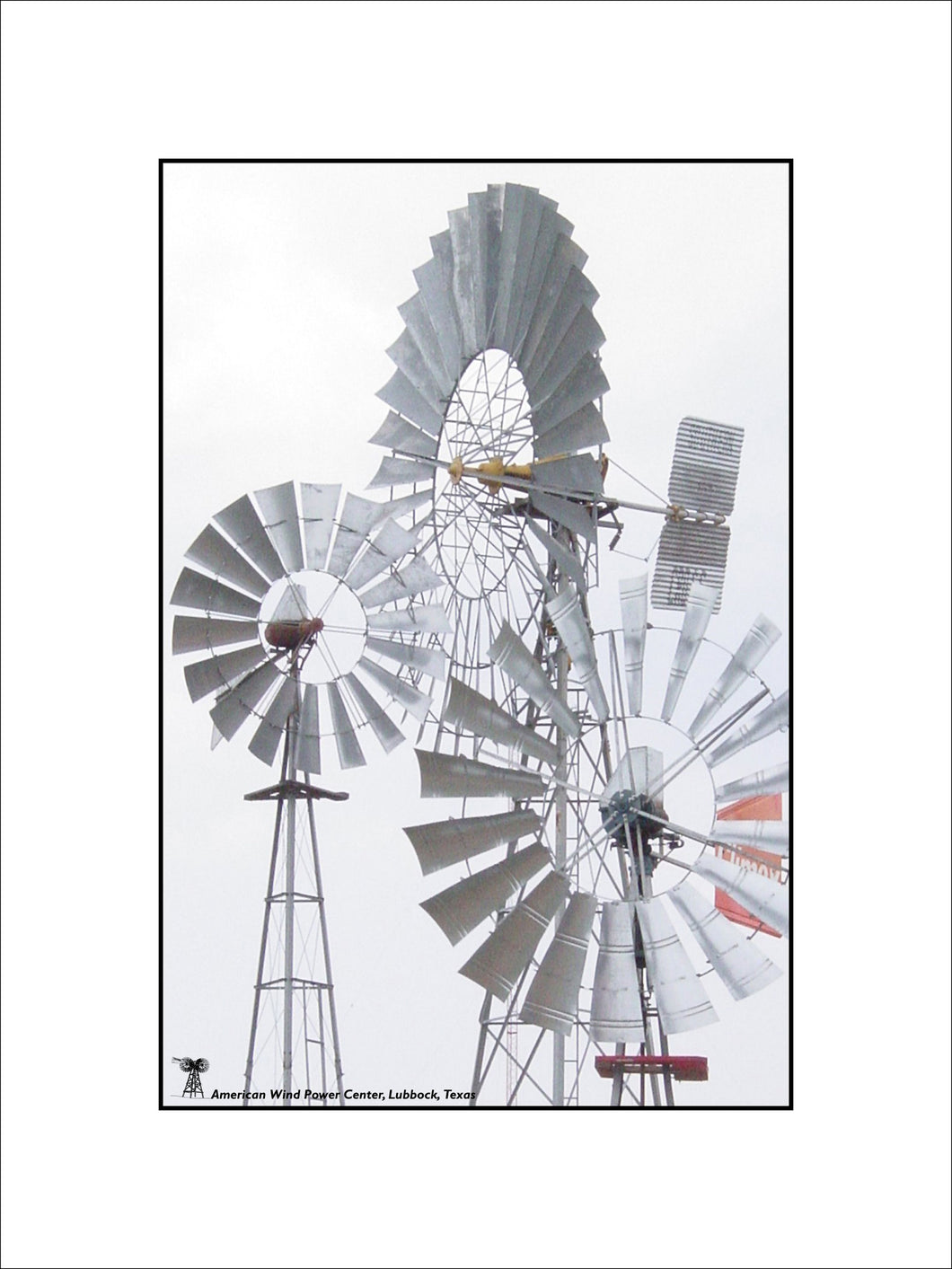 Steel Windmills