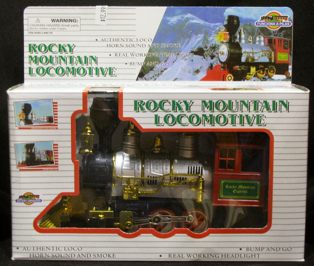 Rocky Mountain Locomotive
