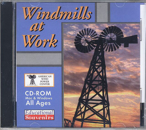 Windmills At Work CD