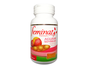 Feminat Premium - 100% Organic Breast Growth, All-Natural Phyto-Hormone Estrogen Booster