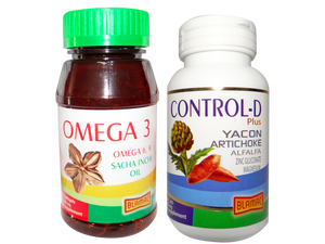 Omega -3 Energizer & Mental Focus Enhancer