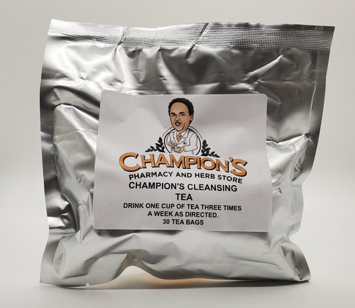 Champion's Herbal Cleansing Tea