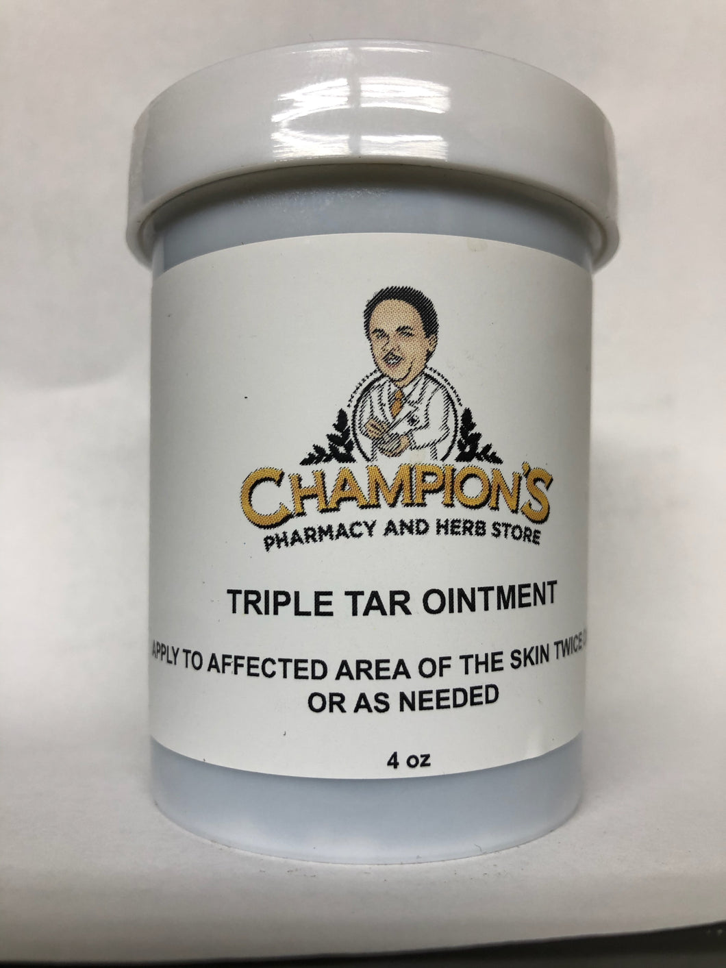 Champion's Triple Tar Ointment