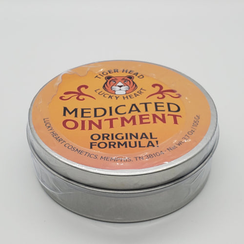 Lucky Heart Tiger Head Medicated Ointment