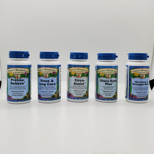 Nature's Wonderland Herbal Supplement