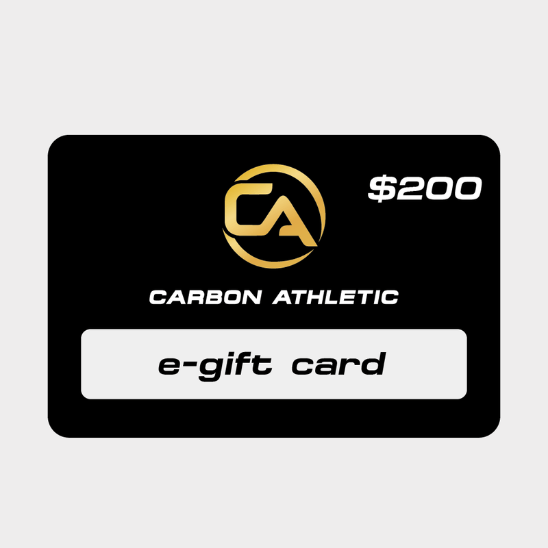 Gift Card - Carbon Athletic