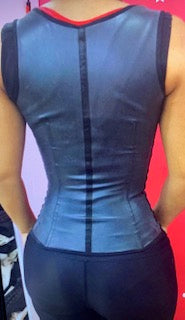 Strong Latex Vest
