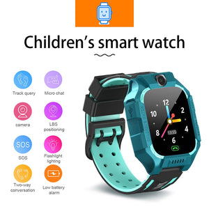 Smart N Safe Childs Watch - tickersnspecs