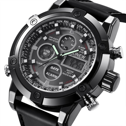 Image of Twilight Chronograph Watch - tickersnspecs