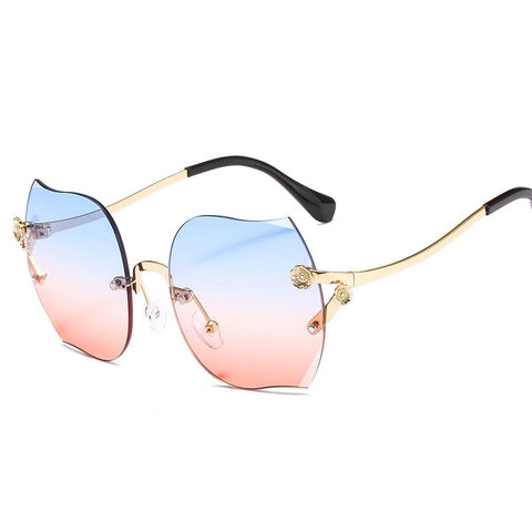Image of Plumb Blossom Sunglasses - tickersnspecs