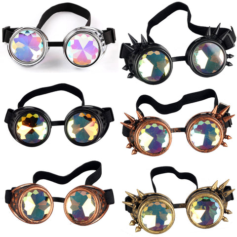 Kaleidoscope Eyes Goggles - tickersnspecs