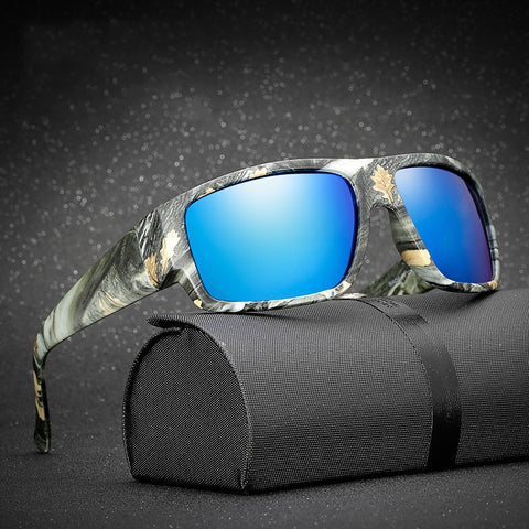 Deep Woods Stealth Sunglasses - tickersnspecs
