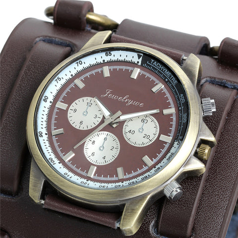 Men's Unique Watch - tickersnspecs