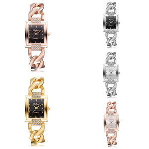 Bold Moves Bracelet Watch - tickersnspecs