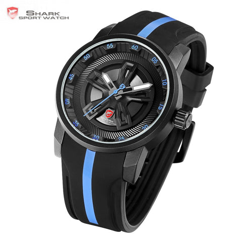 Image of 3D Wheel Watch - tickersnspecs