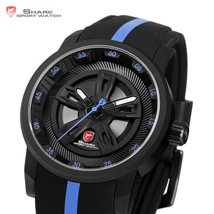 3D Wheel Watch - tickersnspecs