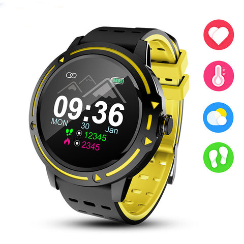 Image of Victory V-5 Smart Health Watch - tickersnspecs