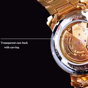 Centurion Mechanical Watch - tickersnspecs