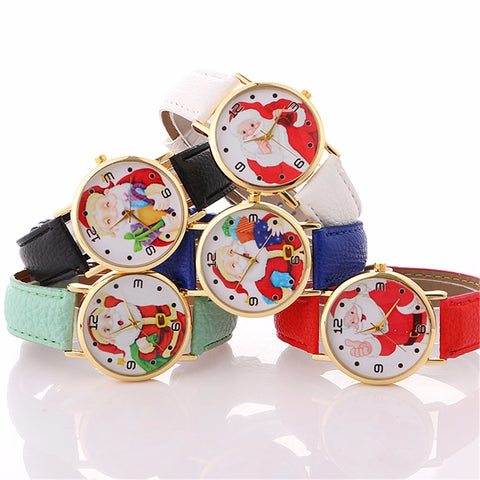 Image of Merry Christmas Watch - tickersnspecs