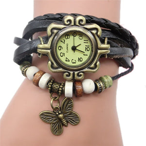 Retro Hippie Bracelet Watch - tickersnspecs