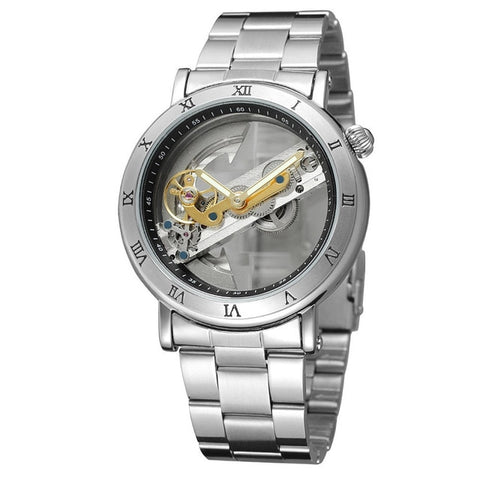Earnest Vision Mechanical Watch - tickersnspecs