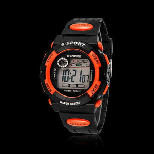 Synergy Sport Watch - tickersnspecs