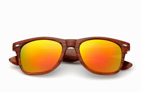 Image of Thunder Bamboo Sunglasses - tickersnspecs