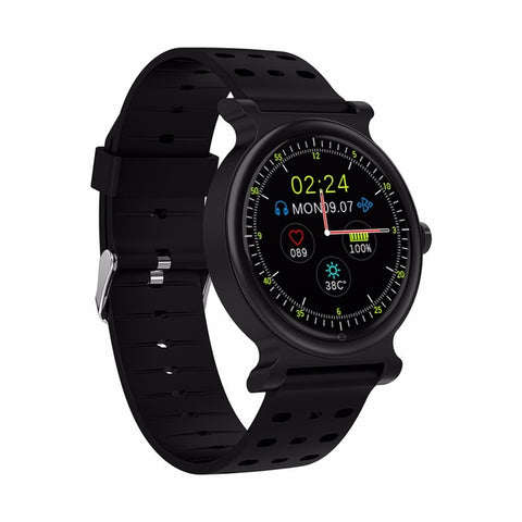 Dynamo Smart Watch - tickersnspecs