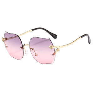 Plumb Blossom Sunglasses - tickersnspecs