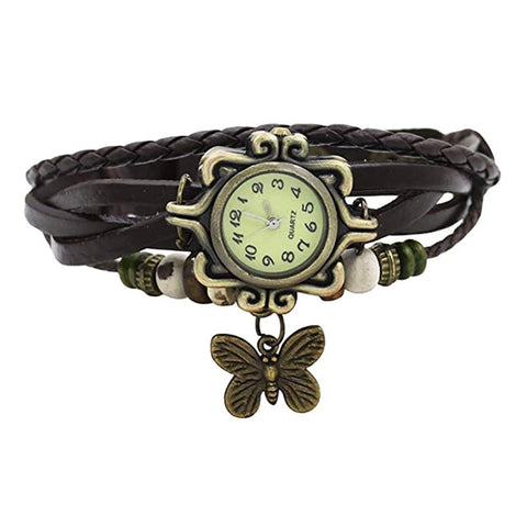 Image of Retro Hippie Bracelet Watch - tickersnspecs