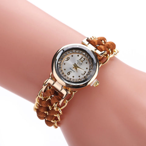 Image of Dearest Valor Braided Watch - tickersnspecs