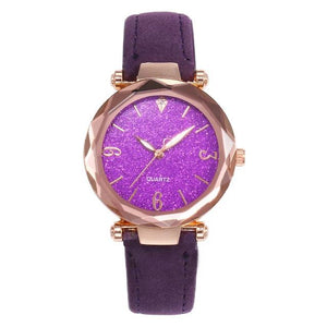 Infinite Petal Quartz Watch - tickersnspecs