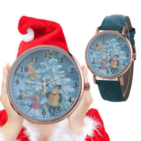 Image of Tis The Season Watch - tickersnspecs