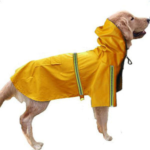 Rain and windproof dog coats