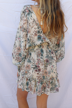 Load image into Gallery viewer, Floral Boho Dress