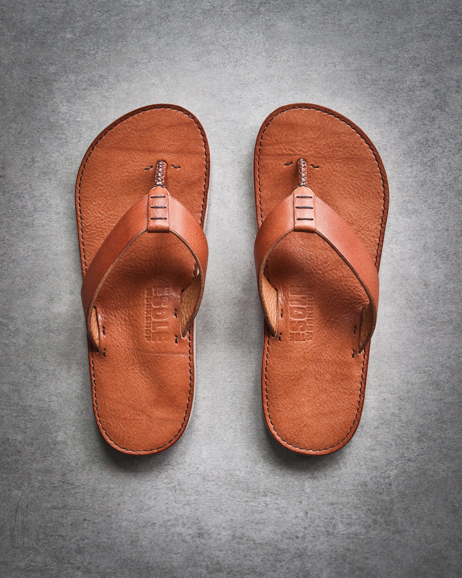 VegTan Original Wanderer in Sedona Leather