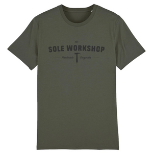 Organic Cotton Handmade Originals Tee - Olive