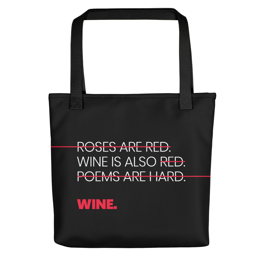 Wine is also wine