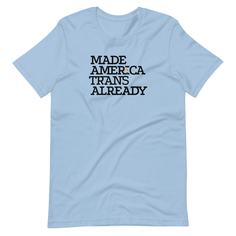 Made America Trans Already