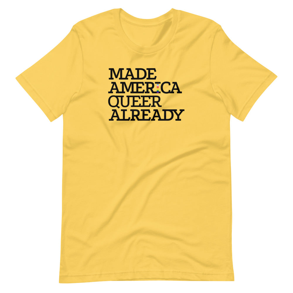 Made America Queer Already
