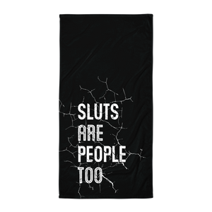 Sluts are people too