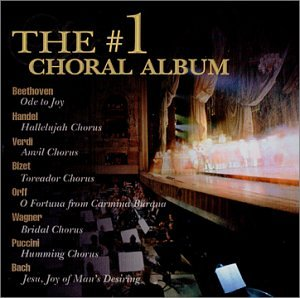 #1 Choral Album (2 Cd) By Various Artists (2002-03-12)