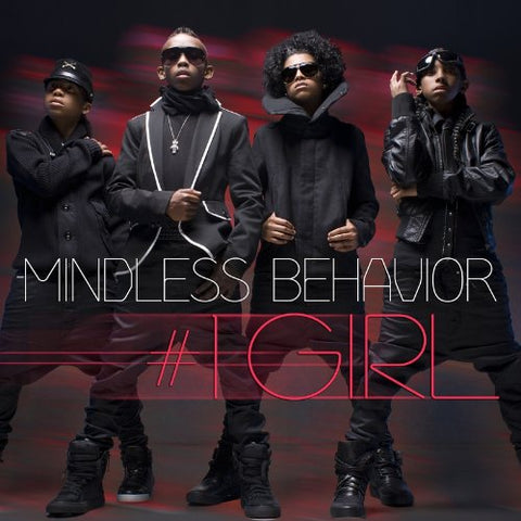 #1 Girl (Deluxe Edition With 2 Bonus Tracks) By Mindless Behavior (2011-08-03)